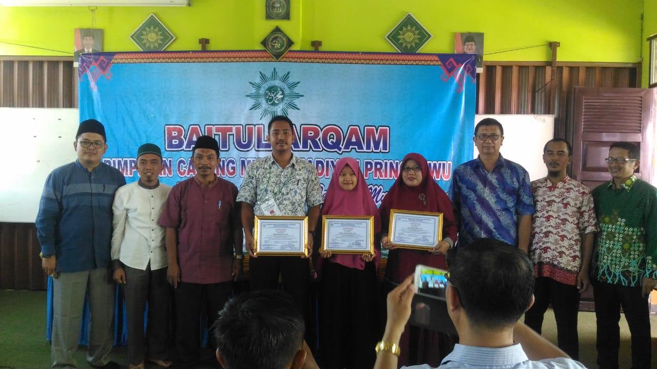 PC Muhammadiyah Pringsewu Gelar Baitul Arqam
